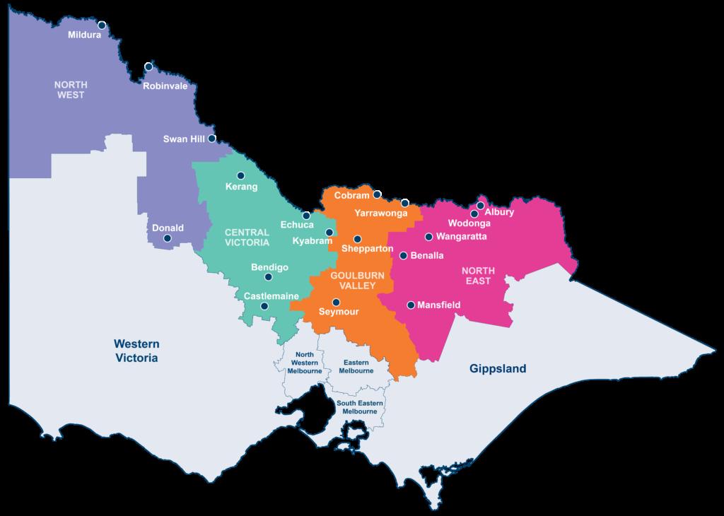 Region Murray PHNMurray PHN