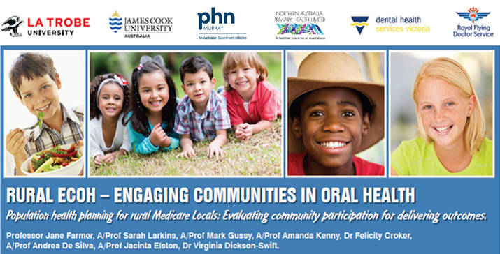 Engaging Rural Communities in Oral Health (ECOH) Project