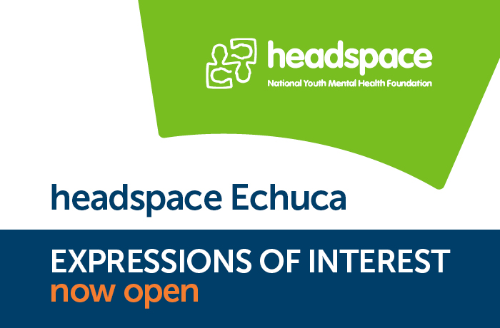 headspace Echuca expressions of interest now open