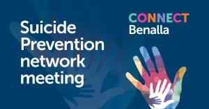 Benalla suicide prevention network meeting